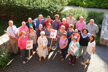 Exeter Community Forum launch Pic: Mark Passmore /APEX 02/07/2015 Pictured: The Exeter Community Forum group shot. ---------------------------------------------------- APEX NEWS & PICTURES NEWS DESK: 01392 823144 PICTURE DESK: 01392 823145